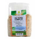 Riz rond complet 500 g